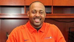 Reed fulfills his dream of coaching at Clemson