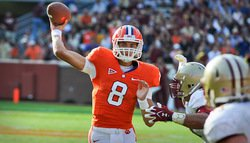 Advice from father turns Stoudt's spring around