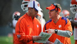 Swinney says Tigers have the pieces in place for a great season