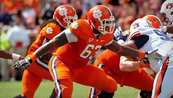 Thomas remembers the embarrassment of Clemson's 2011 trip to Raleigh