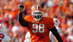 Former Clemson DT has a torn ACL