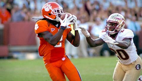 ACC Wide Receiver Rankings