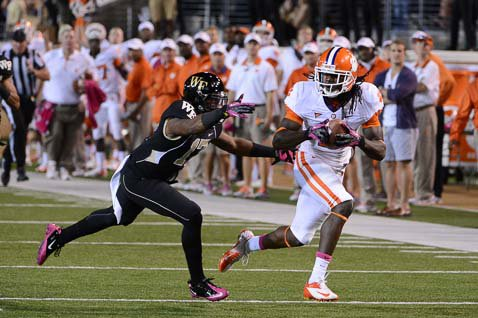 Sammy Watkins and Tajh Boyd were offensive players of the game against Wake Forest