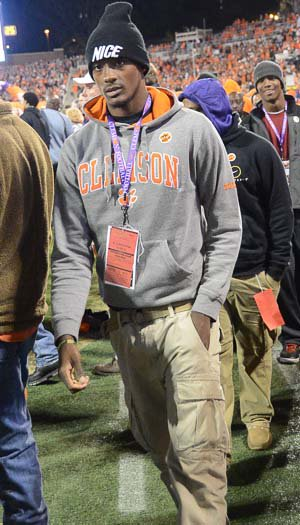 2014 safety prospect impressed with Death Valley
