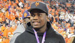 NY's No. 1 prospect commits to Clemson