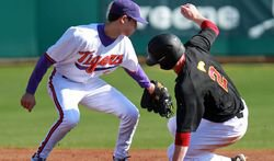 Winthrop beats Clemson 3-2 in extra innings
