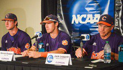 Flames cool Tiger bats in season-ending loss