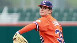 Silent bats end Clemson's ACC dreams