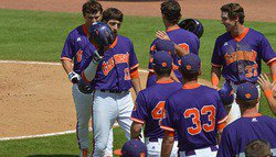 Former Clemson 2B called up to MLB