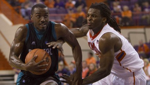 The Tigers return to action next Tuesday against South Carolina St. (Photo: Joshua S. Kelly)
