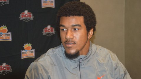 Vic Beasley is just one of the standouts on Clemson's defense