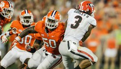 Clemson vs. Georgia: Vivid memories make the renewal of this rivalry a good thing