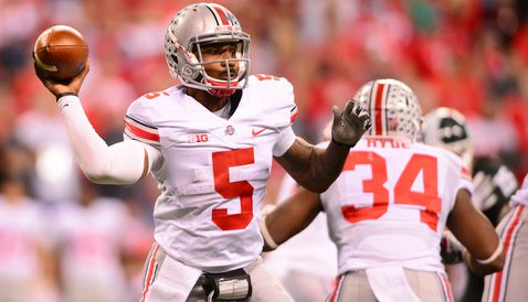 Braxton Miller will be a handful for Clemson's defense (Photo: Andrew Weber)
