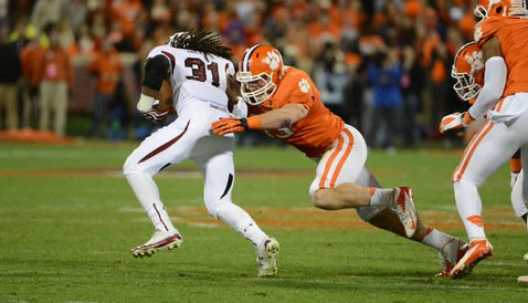 Clemson and South Carolina boast one of the nation's most intense rivalries