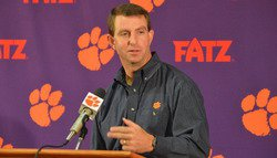 Swinney hopes for