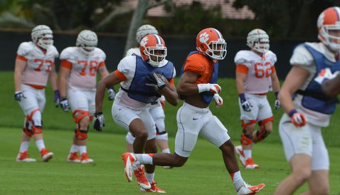 Wednesday Orange Bowl practice news and notes