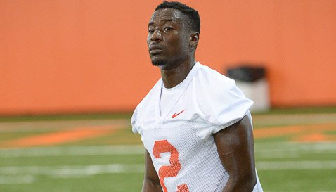 Swinney is hopeful that Mackensie Alexander will be able to participate in the evening session. (TigerNet Staff)