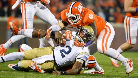 Venables said that Stephone Anthony plays with