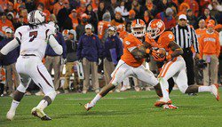 Hood: Time to Preach