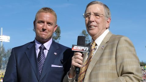 Herbstreit has Clemson in his Top 4 Playoff Rankings