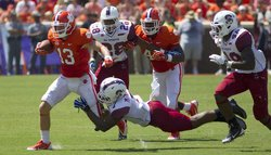 Instant Analysis: Clemson 52, S.C. State 13