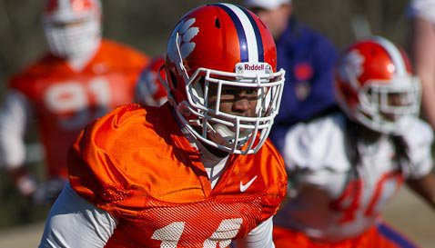 Former Clemson player says new Fair Pay to Play Act is