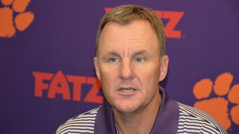 Chad Morris said it is time for his offense to hit someone with a different-colored jersey.