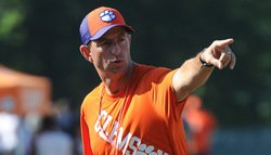 Dabo says Tigers preparing for