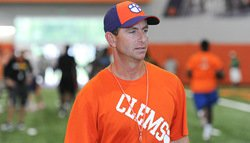 Swinney comments on Watkins, suspension of Battle and other injuries
