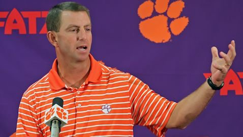 Dabo Swinney season wrap - Part 1