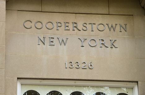 Cooperstown is a short, scenic drive from Syracuse