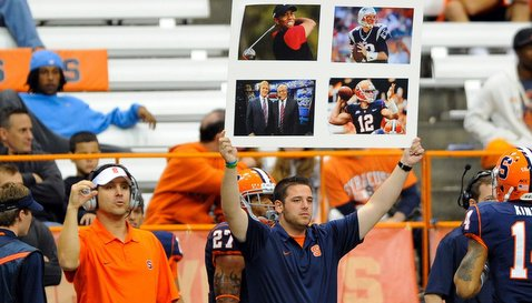Opposing sideline: Syracuse confident they will win over No. 3 Clemson