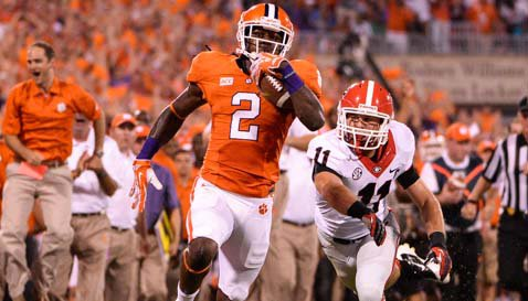 Clemson fans will say goodbye to the seniors and more than likely Sammy Watkins on Saturday