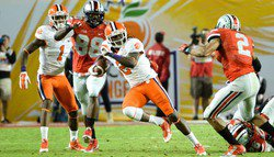 Video rewind: Orange Bowl second and third quarters