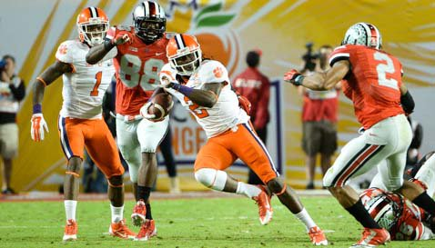 Video rewind: Orange Bowl second and third quarters