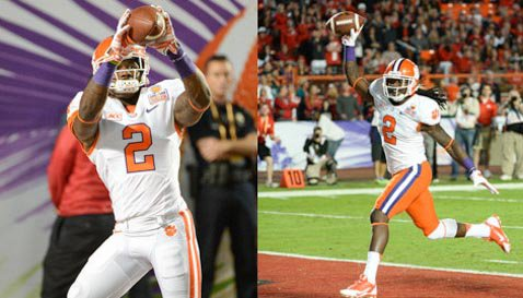 Are the orange pants back for big games?