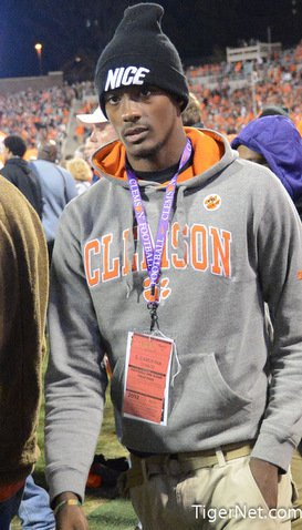 Gibson finds out what Clemson family is all about
