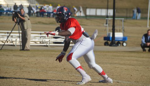 Kendall Joseph impresses at Shrine Bowl
