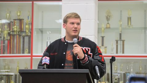 Mitch Hyatt is regarded by many as the nation's best high school lineman.