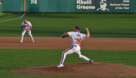 Purple Blanks Orange 7-0 in O&P Scrimmage
