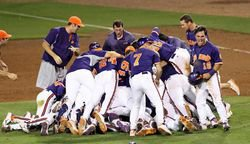 Orange Rallies to Top Purple 13-11 Thursday