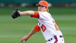 Tiger bats, Gossett come up big in series opener against FSU