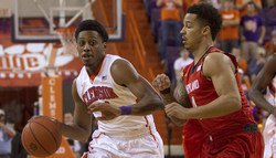 Tigers shell Terrapins in double overtime