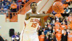 Clemson to Face Rutgers in ACC/Big Ten Challenge