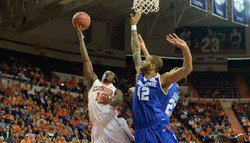 Clemson Basketball hosts Oakland Monday