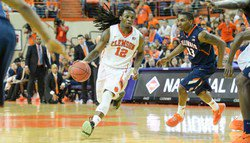 Clemson to play N.C. State on Wednesday night