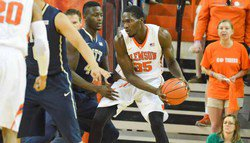 Former Clemson center waived by Pistons