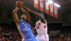 Heels start fast, rout Tigers in Littlejohn