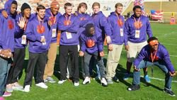 Photo Gallery - Clemson commits at GSU game