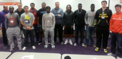 Photo: Clemson football mid-year enrollees
